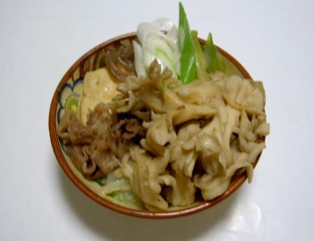 マイタケ料理