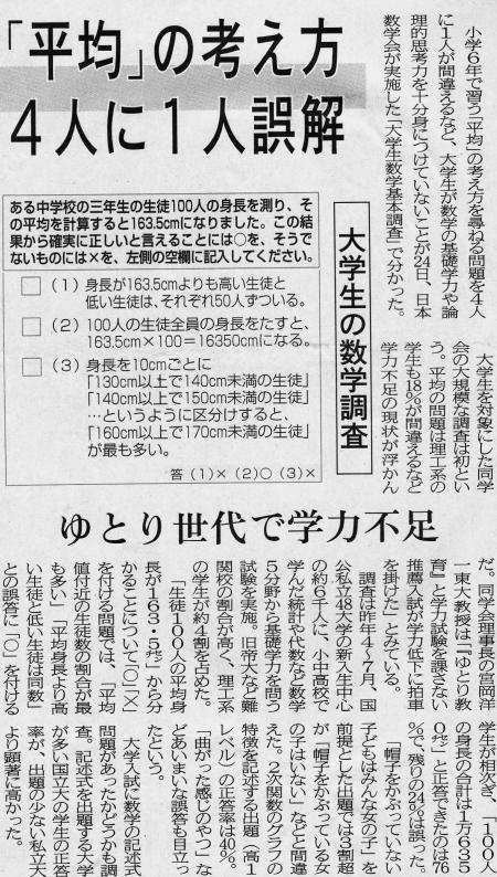 2012年2月25日神戸新聞朝刊1面より