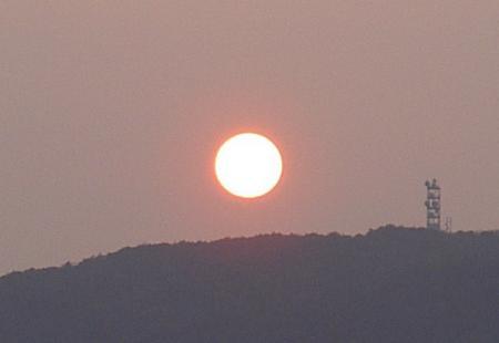2012年3月17日の太陽