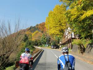 大野山 登り始め