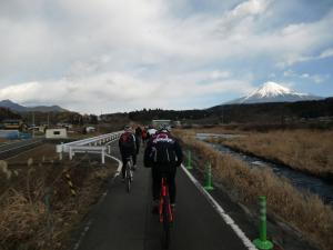 富士山が良く見える