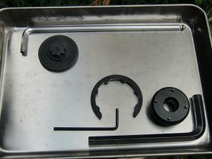 クランク工具