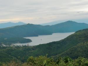 とりあえず芦ノ湖