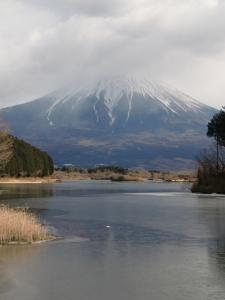 田貫湖&富士山