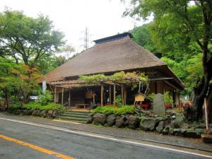 A 甘酒茶屋