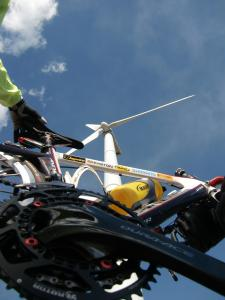 宮川公園の風車