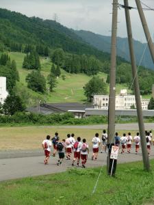 高地トレーニング?