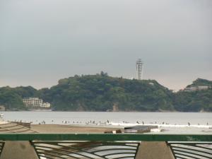 A B 江の島
