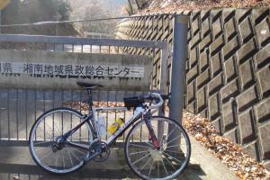 浅間山林道ゲート