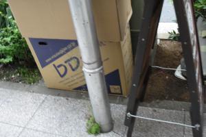 BD-1の箱