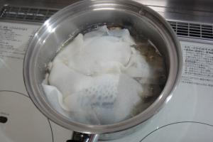 サバは味噌煮