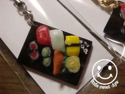 寿司ストラップ1