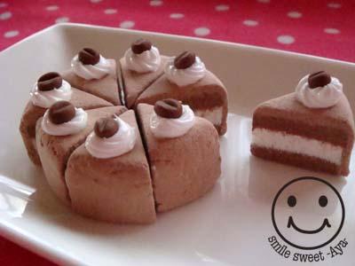 モカケーキ