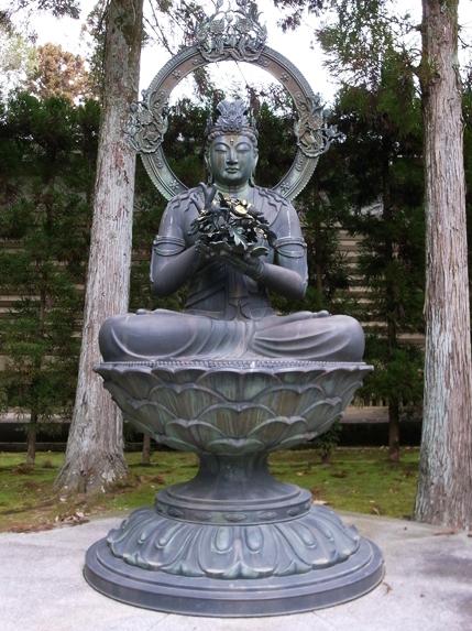 金剛華菩薩像