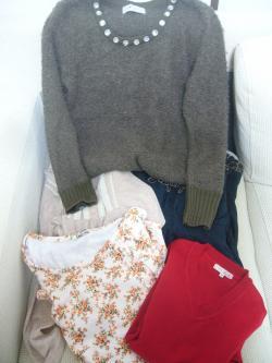 冬服セール
