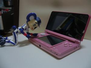 3DS内面