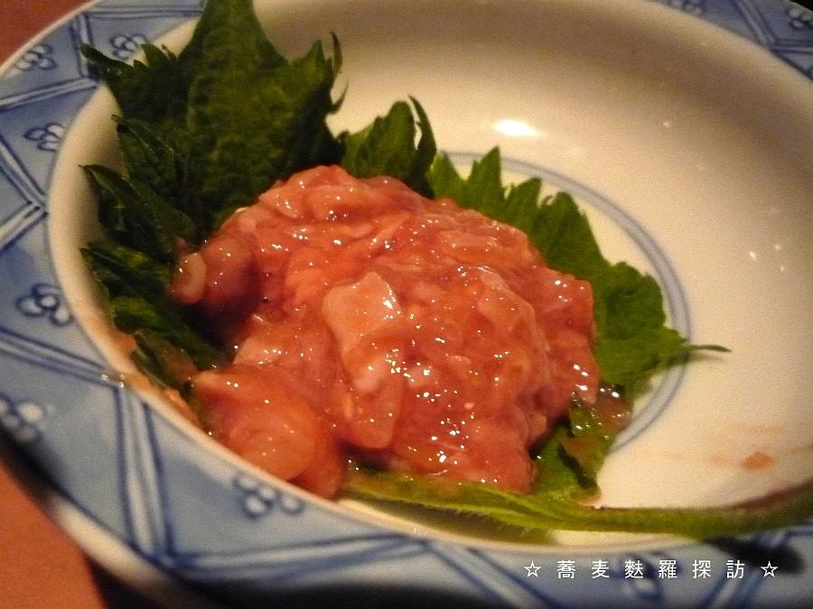 5.蕎肆 穂乃香 (鯛わた)