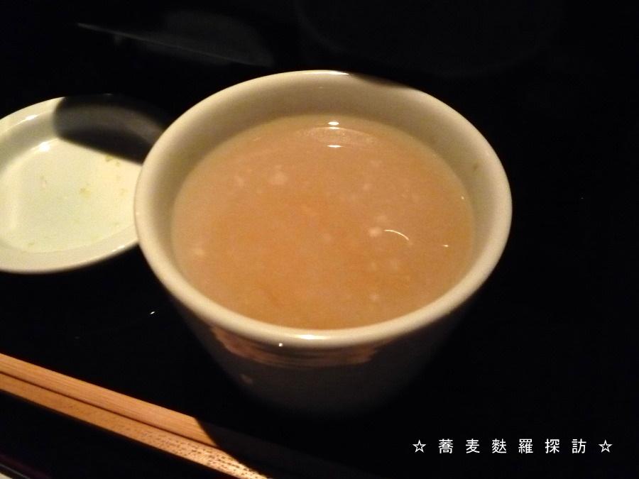 5.蕎肆 穂乃香 (そば湯)