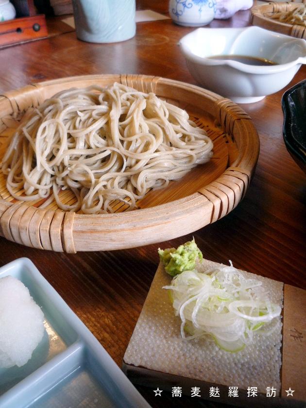 3.島田市 蕎ノ字 (十割そば3)