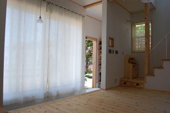 お披露目 玄関-08