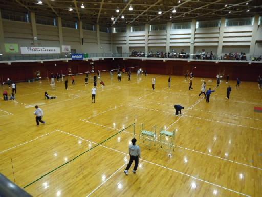 恵庭体育館