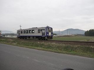 20100313バイク・花壇 007
