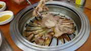 豚肉カット