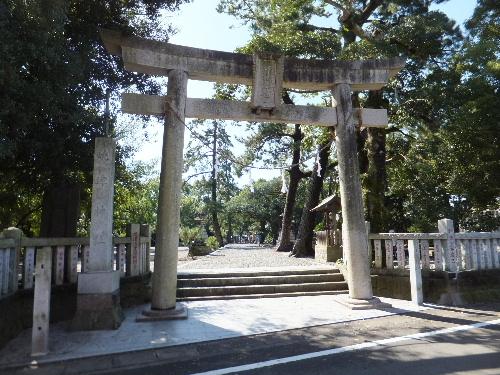 焼津神社♪