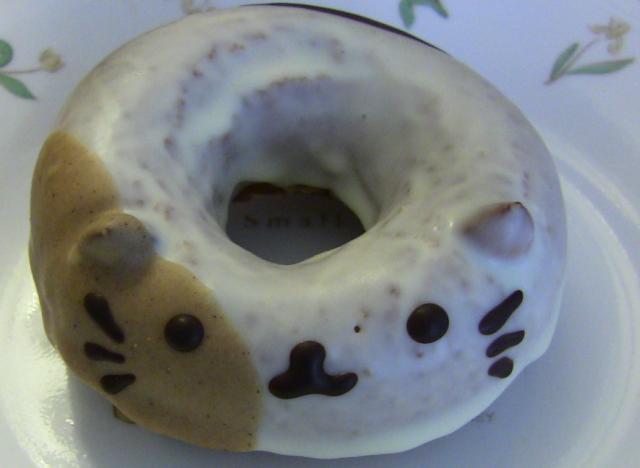 ねこドーナツ