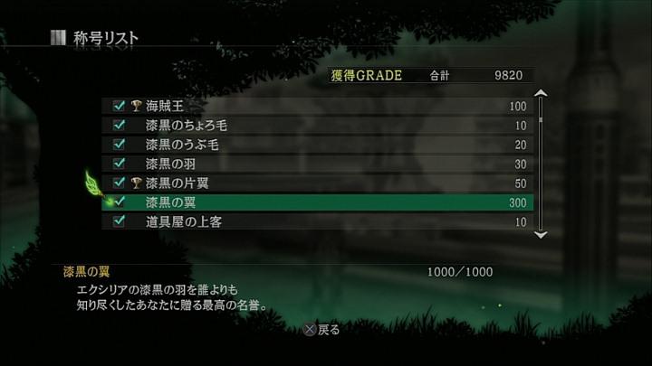 2011.09.26 漆黒の羽1000枚