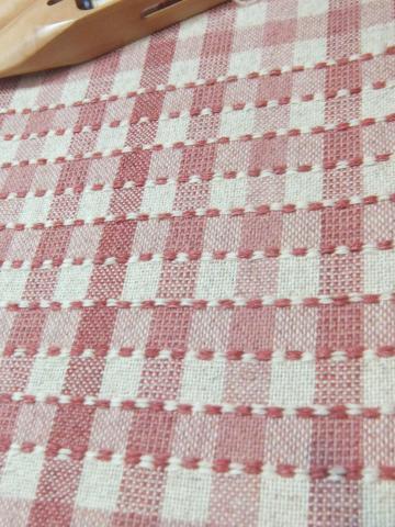 平織りベースのかわいい織り 2