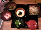 飯高駅(蕎麦)