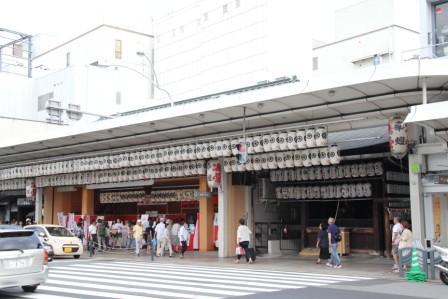 八坂神社御旅所_H26.07.16撮影