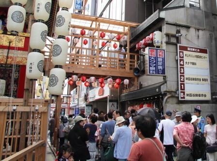 函谷鉾への拝観_H26.07.16撮影