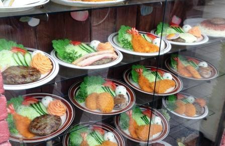 グリルはせがわの食品サンプル_H26.12.06撮影