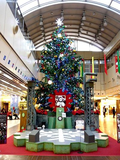 ポルタ‐クリスマスツリー