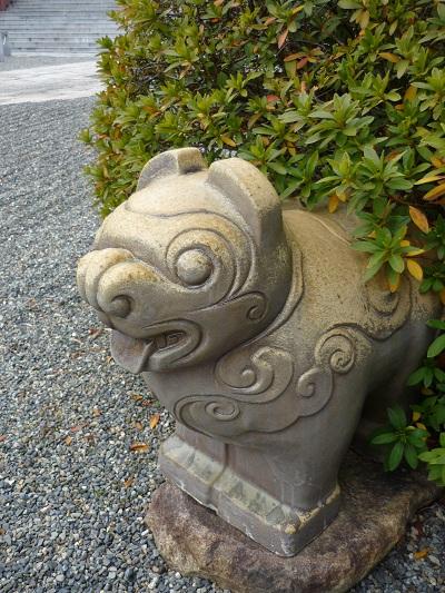 妙満寺‐狛犬なのか?
