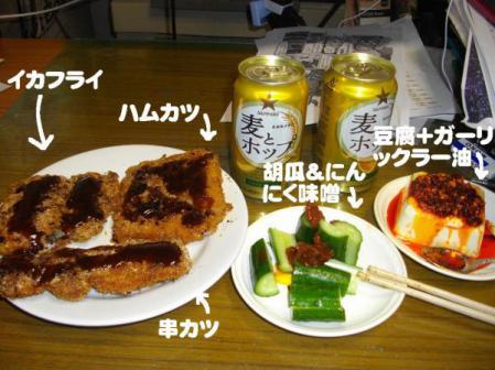 酒の肴2013.01.27