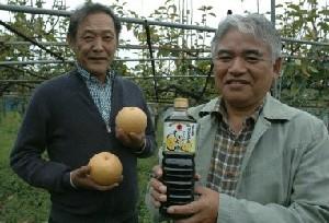 梨しょうゆ
