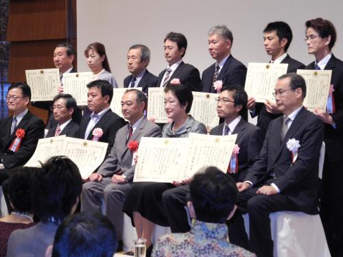 2011品評会受賞者