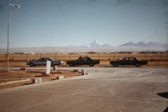 20110212ラパス空港前・ボリビア