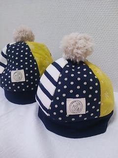 ニット帽5