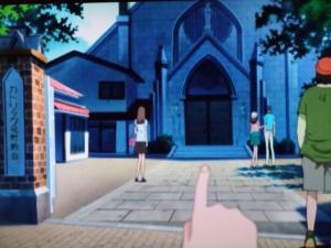 カトリック元町教会(アニメ)
