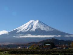 ヒプノセラピー スピリチュアルライフ 新年のご挨拶 富士山