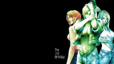【ゲーム】The 3rd Birthday 02