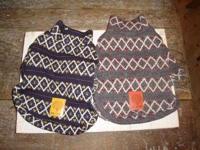 ドッグストリートセーター2