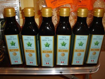 グリーンナッツオイル2