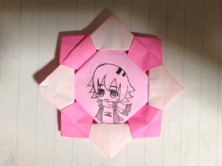 桜衣 (折り紙)