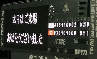 10.8.18 スコアボード終