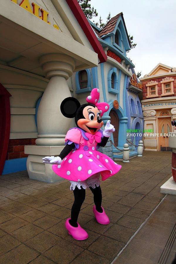 Toontown Minnie